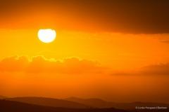 Solopgang i Sydafrika